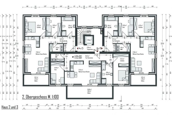 2 Obergeschoss